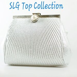 NWT SLG Top Collection Handbag/Evening Purse